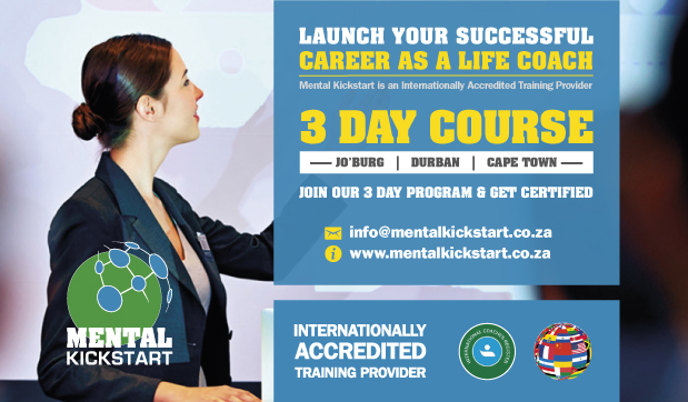 Become a certified life coach in South Africa